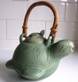 Theepot Schildpad