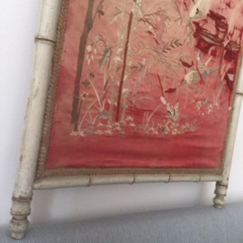 Vintage faux Bamboo paneel VERKOCHT