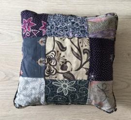 Batik Kussen 7 Verkocht