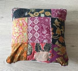 Batik Kussen 5 Verkocht