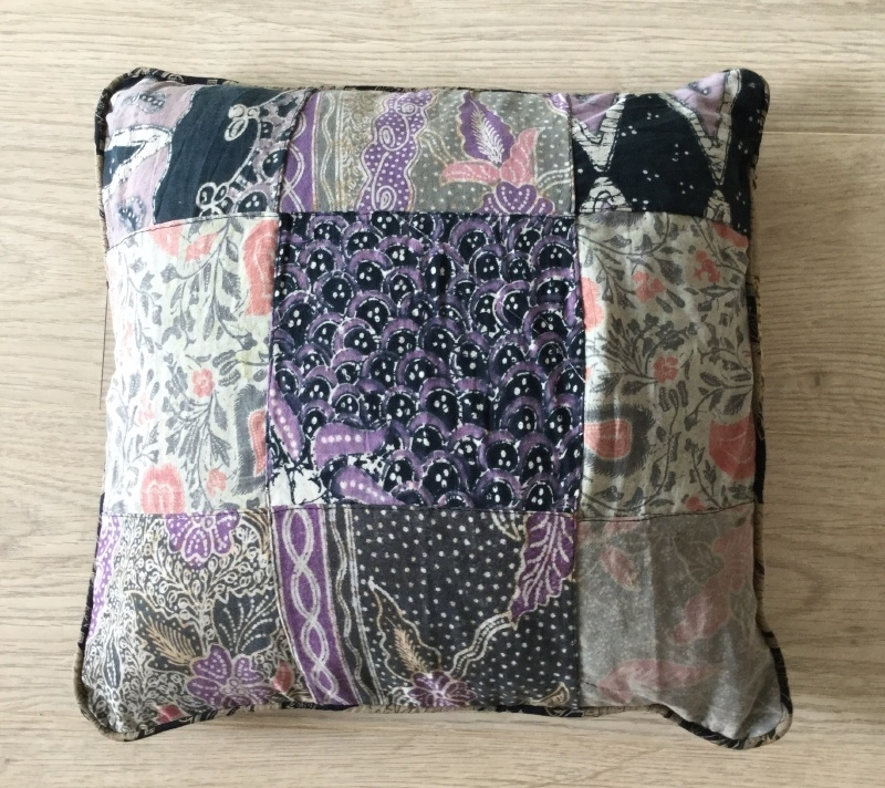 Batik Kussen 2