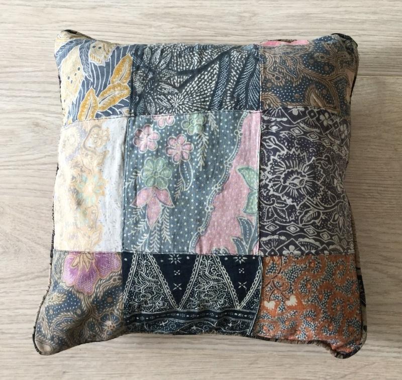 Batik Kussen 4 Verkocht