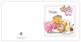 Zusje Vivian