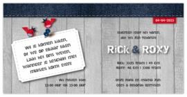 Tweeling Rick & Roxy