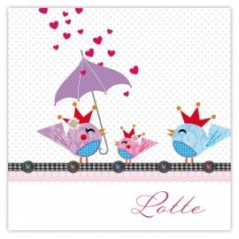Vogeltje Lotte