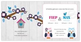 Tweeling Fiep & Max