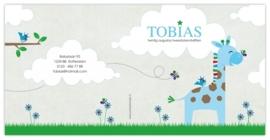 Giraf Tobias