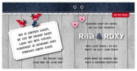 Tweeling Rita & Roxy