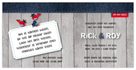Tweeling Rick & Roy