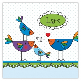 Vogeltje Lars
