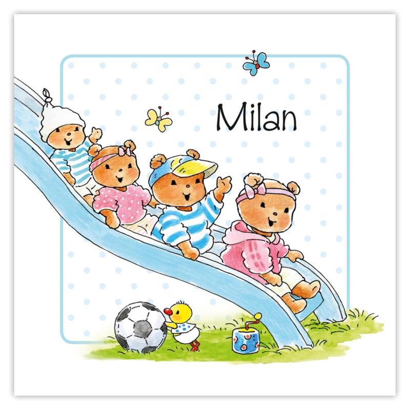 Milan 4e kindje