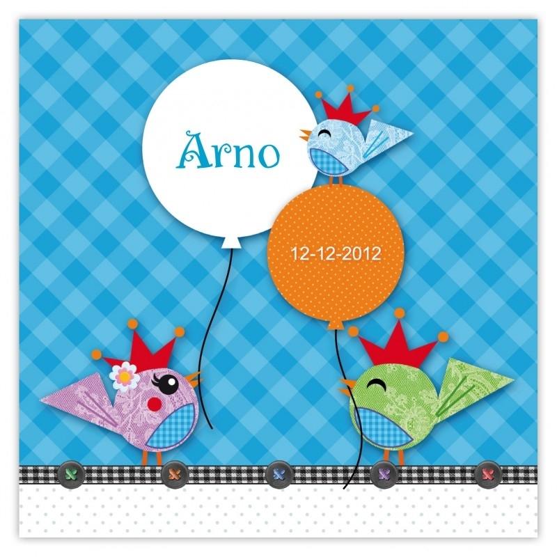 Vogeltje Arno