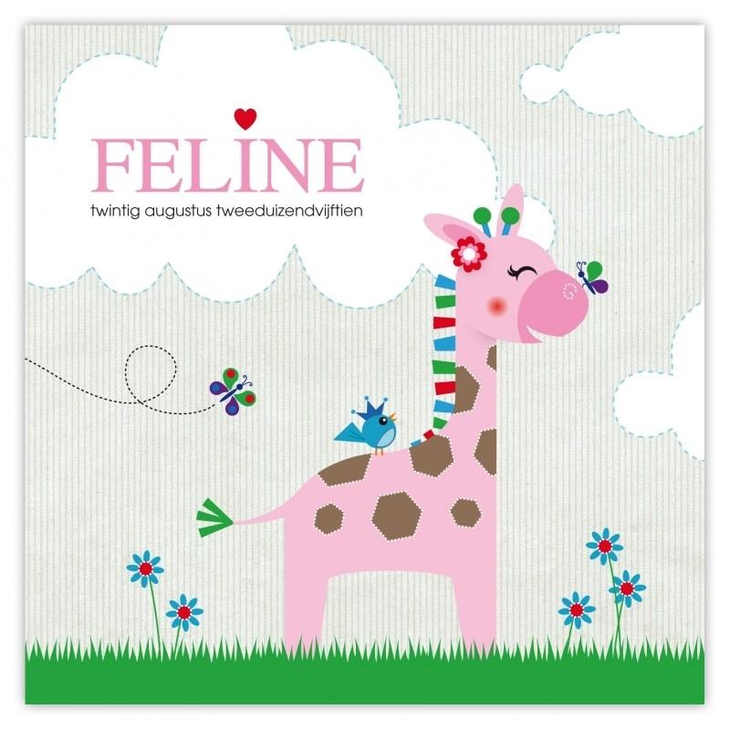 Giraf Feline