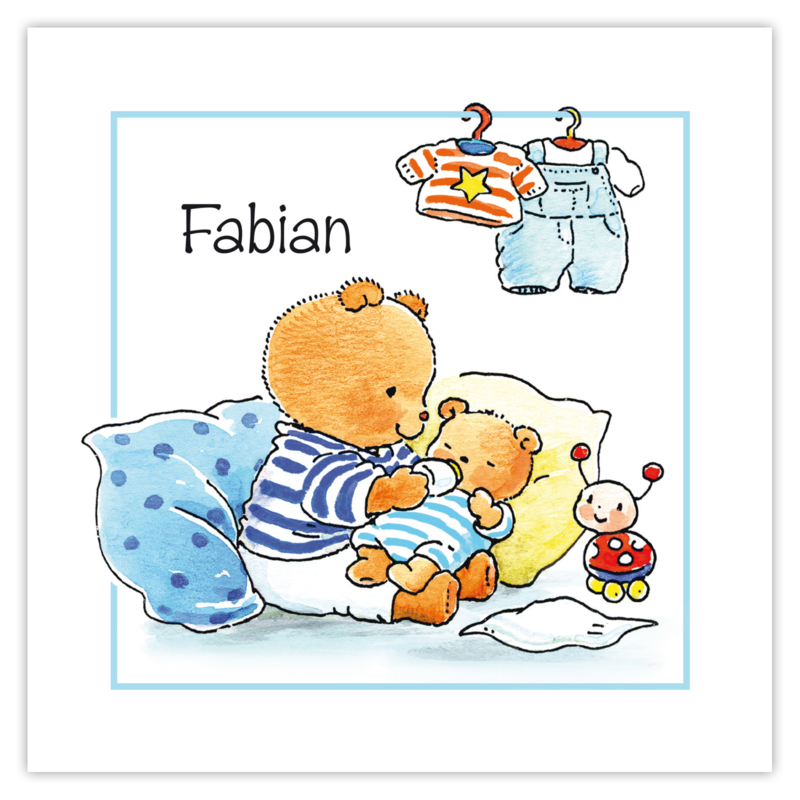 Broertje Fabian
