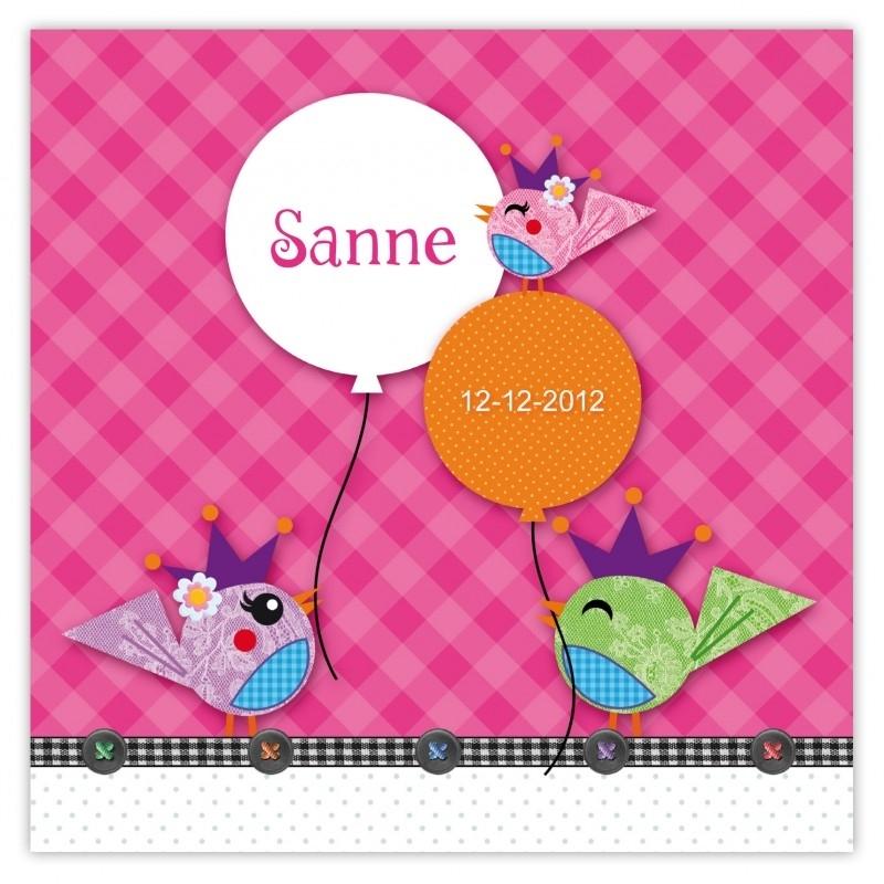 Vogeltje Sanne