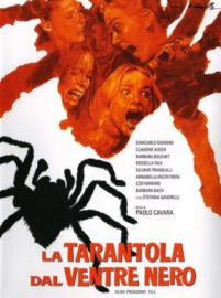 La Tarantola dal Ventre Nero (1971) Black Belly of the Tarantula, Tarentule au Ventre Noir