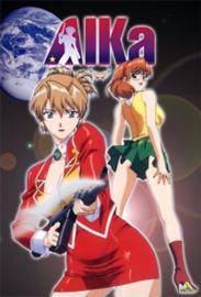Aika (1997) Agent Aika: Naked Mission