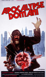 Apocalypse Domani (1980) Cannibal Apocalypse | Invasion of the Flesh Hunters | Cannibals in the Streets