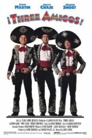 ¡Three Amigos! (1986) Three Amigos