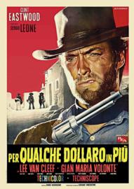 Per Qualche Dollaro in Più (1965) For a Few Dollars More | Voor een Paar Dollar Meer