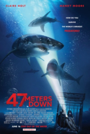 47 Meters Down (2017) In the Deep, Johannes Roberts' 47 Meters Down