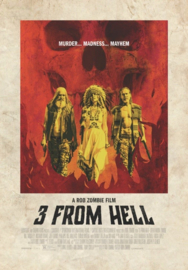 3 from Hell (2019) Three from Hell