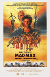 Mad Max beyond Thunderdome (1985) Mad Max 3