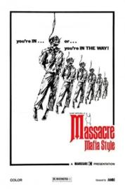 Like Father, Like Son (1974) Duke Mitchell's Massacre Mafia Style, The Executioner, Massacre Mafia Style