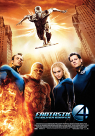4: Rise of the Silver Surfer (2007) Fantastic Four: Rise of the Silver Surfer | Fantastic 4: Rise of the Silver Surfer