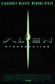 Alien: Resurrection (1997) Alien 4