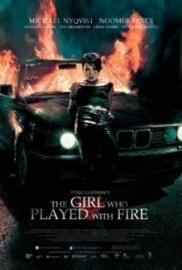 Flickan Som Lekte med Elden (2009) Millennium 2: De Vrouw Die met Vuur Speelde, The Girl Who Played with Fire