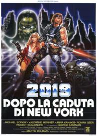 2019 - Dopo la Caduta di New York (1983) 2019: After the Fall of New York | Vlucht uit New York