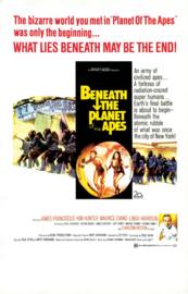 Beneath the Planet of the Apes (1970) Terugkeer naar de Apenplaneet