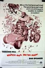 Altrimenti ci Arrabbiamo (1974) Watch Out We're Mad, Pas Op, of We Slaan Erop!
