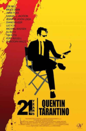 21 Years: Quentin Tarantino (2019) QT8: The First Eight