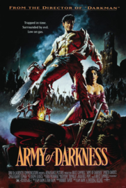 Army of Darkness (1992) Evil Dead 3 | Army of Darkness: The Ultimate Experience in Medieval Horror | Bruce Campbell vs. Army of Darkness