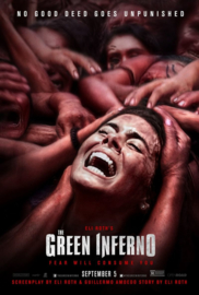 The Green Inferno (2013) Caníbales