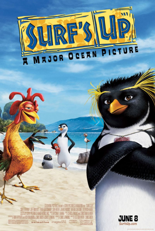 Surf's Up (2007) Surf's Up: Een Oceanimatiefilm
