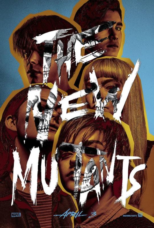 The New Mutants (2020) X-Men: The New Mutants   New Mutants