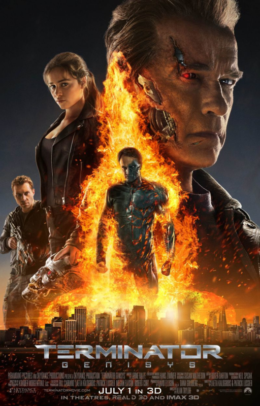 Terminator Genisys (2015) Terminator Genisys 3D