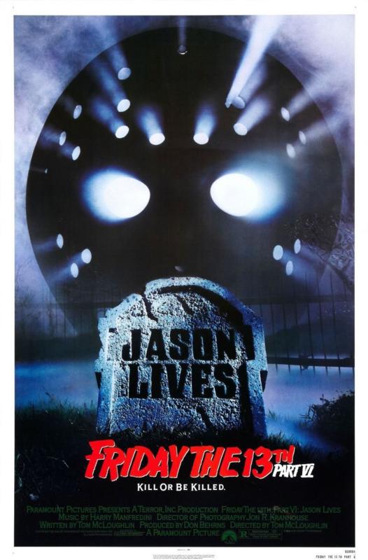 Jason Lives: Friday the 13th Part VI (1986)