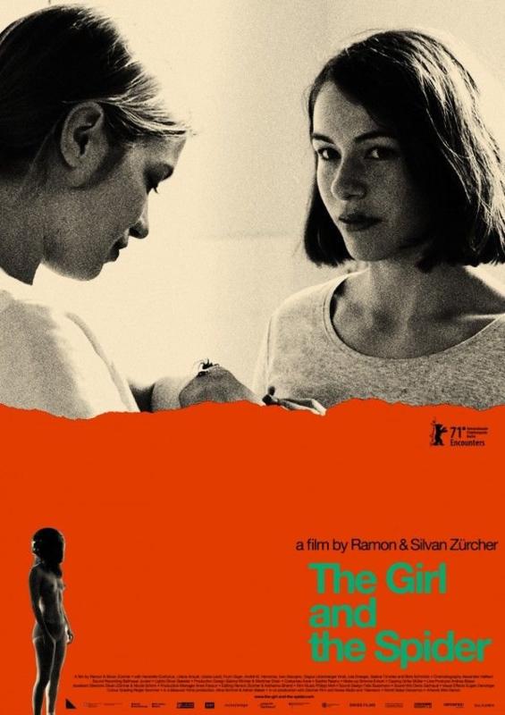 Das Mädchen und die Spinne (2021)