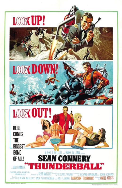 Thunderball (1965) Ian Fleming's Thunderball
