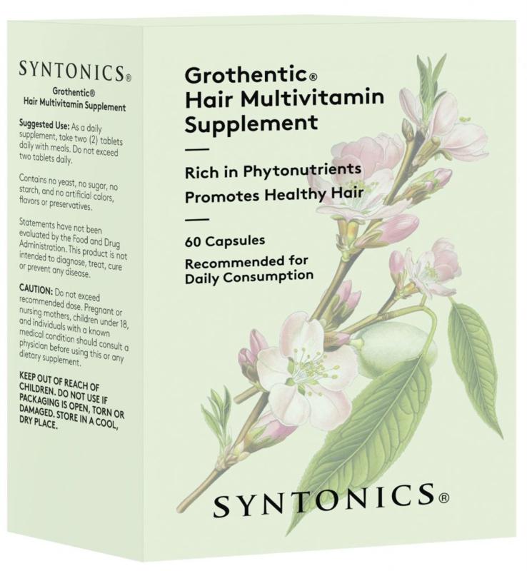 Grothentic Hair Multivitamin Supplement