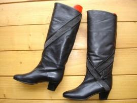 Brunella kalfsleren laarzen (nr. 1413)