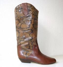 Donna Carolina vintage laarzen (nr. 0728)