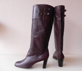 Vintage sexy highheels laarzen (nr. 1386)