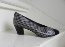 Kort Shoes pied-de-poule elegante pumps (2547)