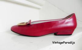 FLIP Shoefashion red ballerina clips (2437)
