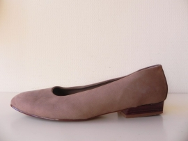 Fashion vintage pumps flatjes (nr. 1425)